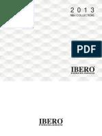 Ibero New Collections 2013