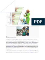 Estadisticas de Pobreza de Colombia