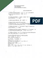 Guia 1 Ecuaciones Diferenciales