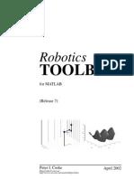 Robot Toolbox Tut