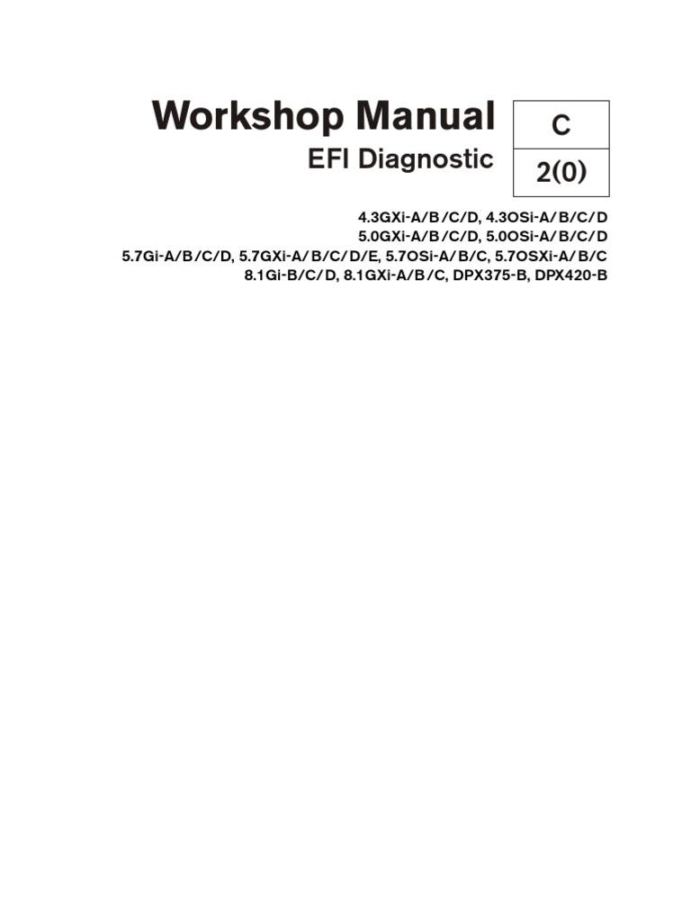 10322862 download volvo penta efi diagnostic manual battery rh scribd com Volvo Penta 5.0 Gxi Manual Volvo Penta 5.0 GL