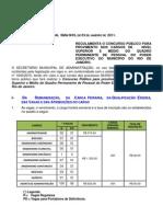 Edital Geo Rio