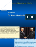 MOB_ch08~the Nature of Leadership