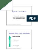 Slides-Carlos Heuser- Projecto de Banco de Dados