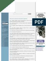 Hitos de La Industria Automotriz en Argentina