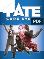 Fate Core System Electronic