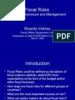 Fiscal Risks