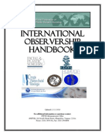 International Observership Handbook