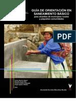 Guia de Orientación en Saneamiento Básico_alcaldes_Rurales _2009_OPS