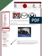 Historia de Mazda
