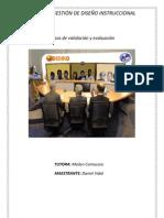 INFORME FINAL DE GESTIÓN DE DISEÑO INSTRUCCIONAL