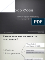 Good Code 20122013
