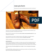 El Calzado Peruano Pisa Fuerte