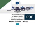 Key Competences UK Wales