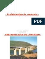 Generalidades Sobre Prefabricados