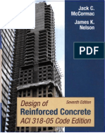 Design of Reinforced Concrete Aci 318-05 - Jack c. Mccormac