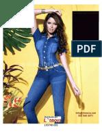 130740 - Jeans / Blusas - Catálogo