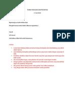 Teknik Penulisan Dan Presentasi