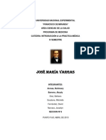 HISTORIA DE MÉDICO VENEZOLANO. JOSE MARIA VARGAS.docx