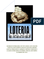 Oracion Loteria