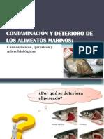 Deterioro de Pescado