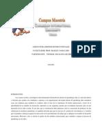 Proyecto de Gestion Sobre Criterios de Evaluacion y Validacion de Indicadores