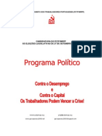 Program a Politico