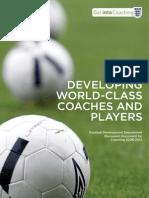 FA Coaching Strategy