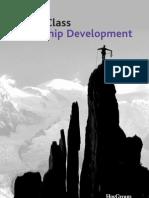 Leadership Dev Brochure Feb 05