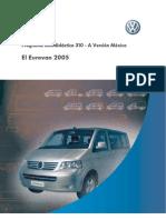 AUTODIDACTICO EUROVAN 2005