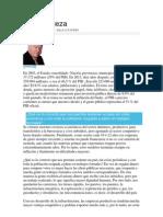Bna Descripc de La Situac Del Gasto Publico y Posibles Salidas......Crear Riqueza