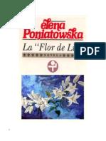 [Poniatowska Elena] La Flor de Lis