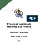 Referências - Princípios Básicos de Mecânica das Rochas