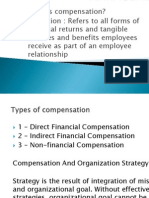 Compensation Mgt Chapter 1