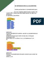 PRACTICA DE INTRODUCCIÓN A LA ALGORITMIA.doc