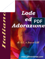 Italian - Lode ed Adorazione