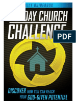 30 Day Church Devotional