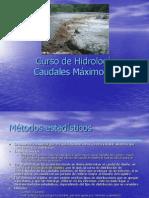 Curso de Hidrología