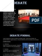 Debate Lenguaje