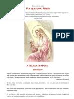 Porque Amo Maria Excertos Pe Julio Maria