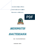 Monografia Meningitis Bacreriana