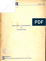 Construção e Funcionamento Biodigestores_Embrapa CT004