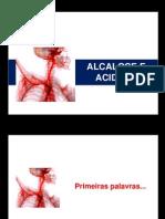 Alcalose e Acidose