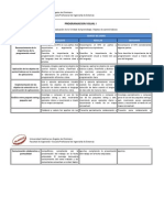 Rubrica I Unidad Programacion Visual I 2da Version