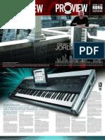 Korg Proview (Vol.1, 2006)