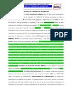 Contrato COMODATO-Equipos Para Apoyo Modelo Venta Al Paso DELIC