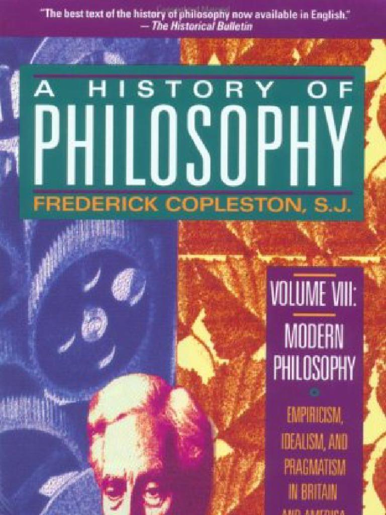 Frederick Copleston A History Of Philosophy Vol Viii Pdf