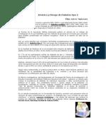 El Arsenico y La Diabetes Tipo 2