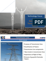 Technology Focus New Trends in Transmission Line Towers
