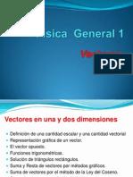 Presentación vectores